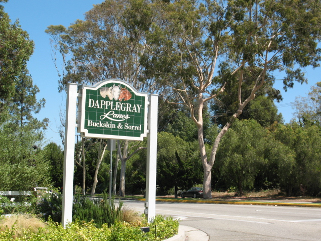 Dapplegray in Rolling Hills Estates